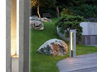 Trend Aydınlatma / Kazancı Aydınlatma – Arrock Granit Taş Bollard:  tarz