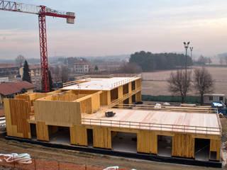 Nuova Ecoscuola a Scarmagno: un progetto di comunità di Studio FFwd-Architettura