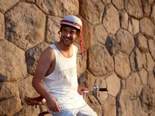 Urban Bicycle Helmet for KRUST de studio deFORM Moderno