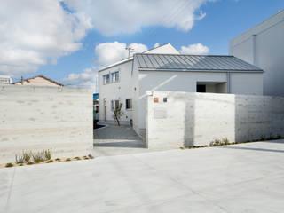 ニコ モダンな 家 の 一級建築士事務所 楽工舎 モダン