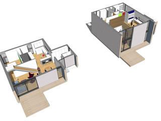 MD12-Projet 3D (1):  de style  par Tektolab architectes