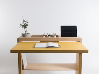Drop-Leaf Tablet Desk Bee9 EstudioEscritorios