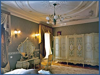 Classic style bedroom by Абрикос Classic
