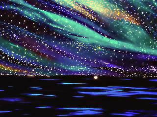 Magical Night: tropical  by Teressa Nichole, Tropical