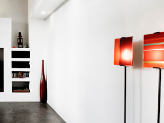 Minimalist living room by Christian Fares Minimalist