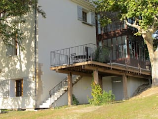 Klasyczne domy od Christian Fares Klasyczny