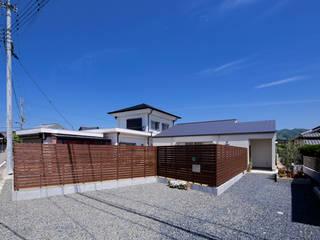 ノマド: 一級建築士事務所 楽工舎が手掛けた家です。