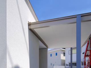 n・D: 一級建築士事務所 楽工舎が手掛けた家です。
