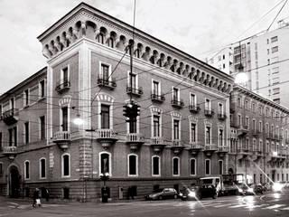 Restauro di Palazzo Ceppi in Via Arsenale di TRA - architettura condivisa