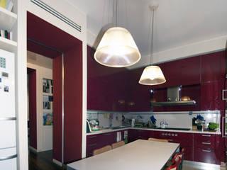 cucina: Cucina in stile in stile Moderno di SENSIBILE DE ROSALES