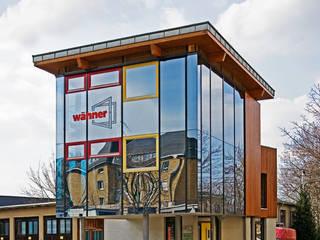 Wähner GmbH モダンなレストラン