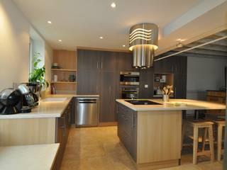 Conception d'une cuisine par Architecte d'Intérieur Paul Jourdain CFAI