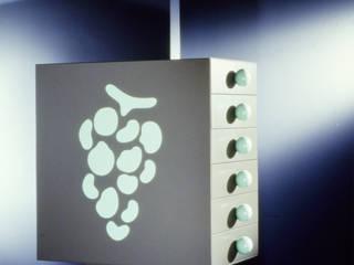 Grapes (1992):  in stile  di Massimo Mariani Architetto