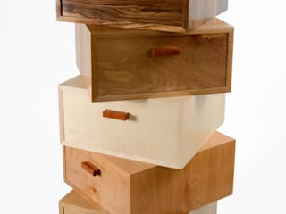 The Magnetic Stack:   by Radiance Furniture Design