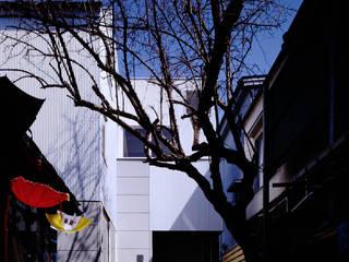 Houses by 濱嵜良実+株式会社 浜﨑工務店一級建築士事務所, Eclectic
