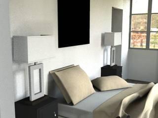 Modern Bedroom by AGENCE GAEL DEVINCK Modern
