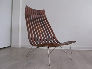 1960s 'Scandia' senior lounge chair by Hans Brattrud for Hove Mobler:   by Funky Junky