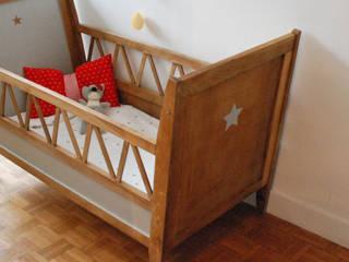 Charles, le lit enfant vintage:  de style  par Mademoiselle Minouchette