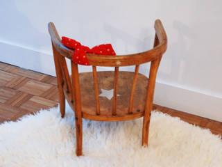 Jeanne, la petite chaise vintage:  de style  par Mademoiselle Minouchette