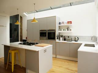 Herne Hill Kitchen Modern kitchen by Matt Antrobus Design Modern
