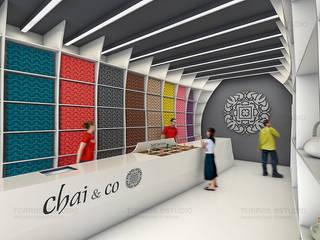Offices & stores by Torres Estudio Arquitectura Interior,