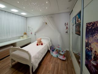 Nursery/kid's room by ArchDesign STUDIO, Eclectic