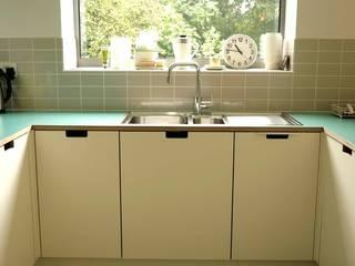 Twickenham Kitchen: modern  by Matt Antrobus Design, Modern
