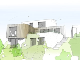 Jurassic Coast Home par Facit Homes