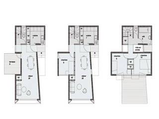 Prototype de maison bois:  de style  par Atelier VVD