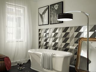 Interiors | Bathroom:  Bathroom by DesigniTures