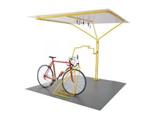 Atelier de réparation pour vélo: Stades de style  par Chauvin Amandine