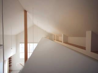 北村写真研究所/KITAMURA PHOTOGRAPHY オリジナルな 家 の STUDIO RAKKORA ARCHITECTS オリジナル
