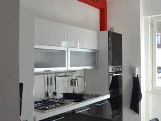 Restyling appartamento a Novara Cucina moderna di LUTOPIE Luisa Bernasconi Moderno