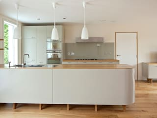 Tring House Cuisine moderne par Facit Homes Moderne
