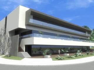 OTRAS EDIFICACIONES Espacios comerciales de estilo moderno de ELEMENT-OS. Arquitectura, Interiorismo, Urbanismo Moderno