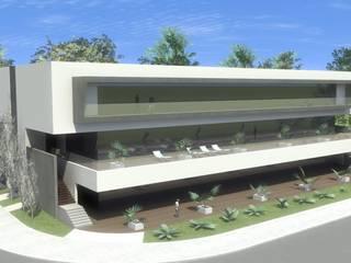 OTRAS EDIFICACIONES Centros comerciales de estilo moderno de ELEMENT-OS. Arquitectura, Interiorismo, Urbanismo Moderno