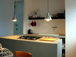 attico Cesena: Cucina in stile  di andrea nicolini architetto