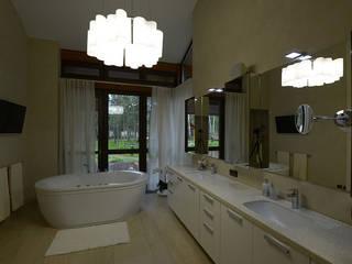 Nature and modern life: Ванные комнаты в . Автор – Omela