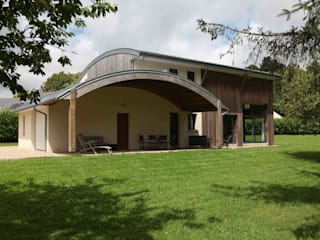 Patrice Bideau a.typique 現代房屋設計點子、靈感 & 圖片