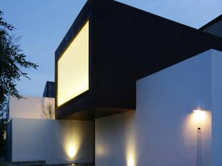 Casas de estilo minimalista de 設計組織DNA Minimalista