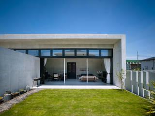 Atelier HARETOKE Co., Ltd. Moderne Häuser