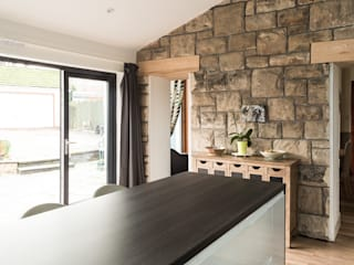 Gallowhill Extension: modern  by Claire McLuckie Architect, Modern