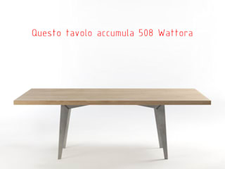 TAVOLO TANGO COLLECTION - SMARTh FUrniTURE:  in stile  di SMARTh FUrniTURE