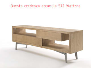 CREDENZA TANGO COLLECTION - SMARTh FUrniTURE:  in stile  di SMARTh FUrniTURE