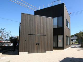 長井建築設計室 Minimalist house