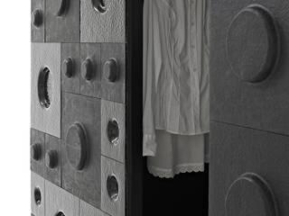 The Loft - armadio:  in stile  di D.I. Più s.r.l - Andretto Design