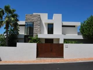 Casa F&W Casas de estilo moderno de saz arquitectos Moderno