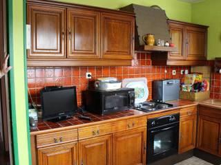 Relooking d'une cuisine :  de style  par LS Home Staging