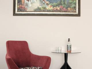 5A Design – BOSPHORUS CITY, RESIDENCE:  tarz Oturma Odası