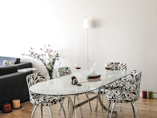 5A Design – BOSPHORUS CITY, RESIDENCE:  tarz Yemek Odası